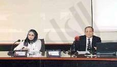 البناء المعرفي للمعلم – محاضرة الدكتورة زهاء الصويلان – مدير الجلسة د. علي أسعد وطفة